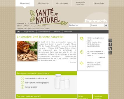 Pharmacie Du Pré Coquet, 78740 Vaux-sur...