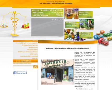 Pharmacie à Rueil-Malmaison, orthopédie,...