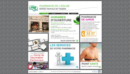 pharmacie de l'eglise - Votre pharmacie à...