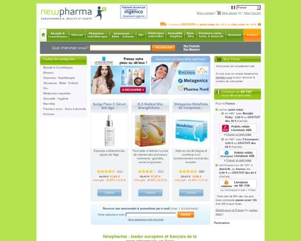 Parapharmacie En Ligne | newpharma.fr