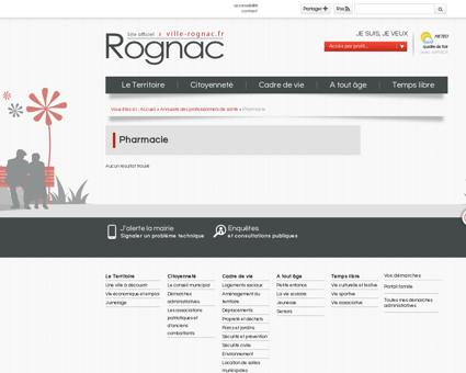 Pharmacie | Rognac