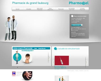 Pharmacie du grand faubourg - Verfeil -...