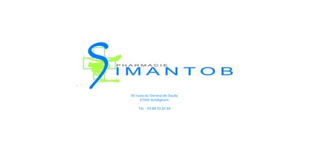Pharmacie SIMANTOB - Schiltigheim