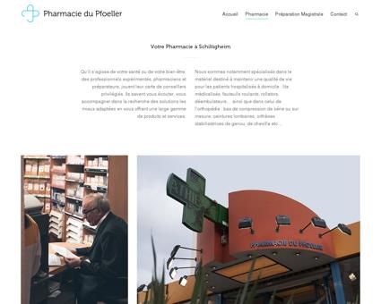 Pharmacie | Pharmacie du Pfoeller Schiltigheim
