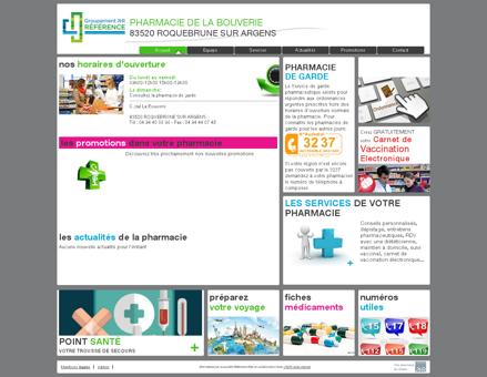 pharmacie de la bouverie - Votre pharmacie...
