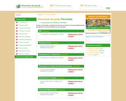 Pharmacie Pierrelatte