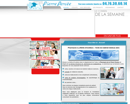 Pharmacie à La Motte-d'Aveillans  Vente de...