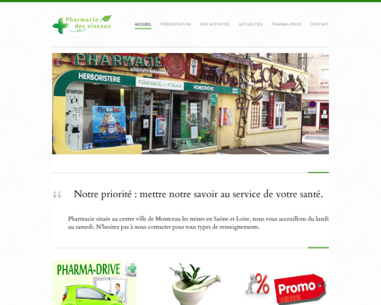 Pharmacie des Oiseaux - Pharmacie,...