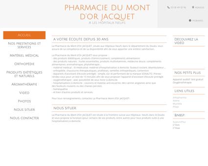Produits diététiques naturels - Pharmacie...