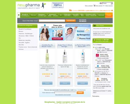On Line Pharmacie | newpharma.fr