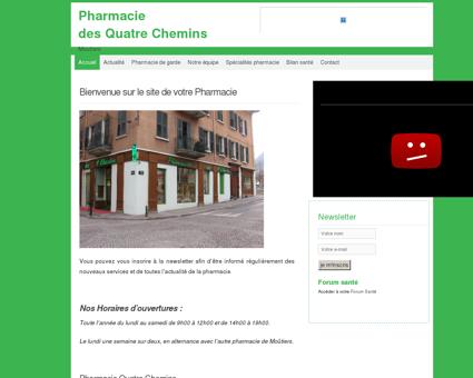 Pharmacie des Quatre Chemins