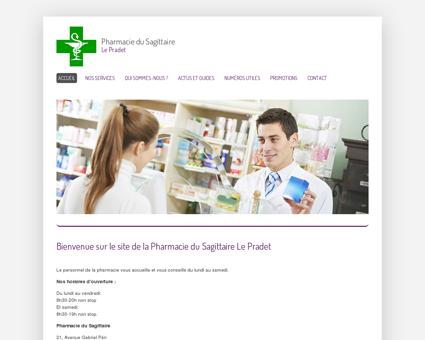 Pharmacie du Sagittaire Le Pradet -