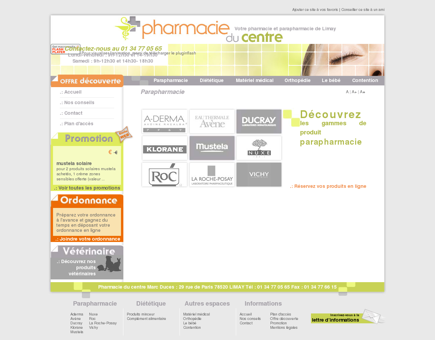 Produits de Parapharmacie  Pharmacie à...