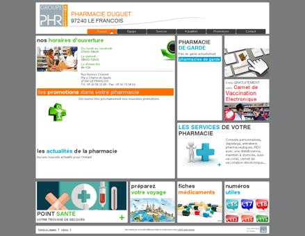 pharmacie duguet - Votre pharmacie PHR...