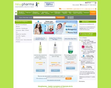 Pharmacie | newpharma.fr