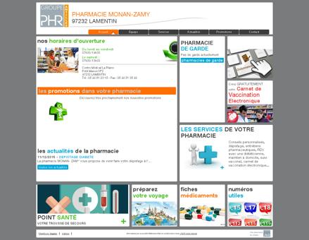 pharmacie monan-zamy - Votre pharmacie...