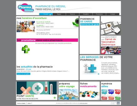 pharmacie du mesnil - Votre pharmacie...
