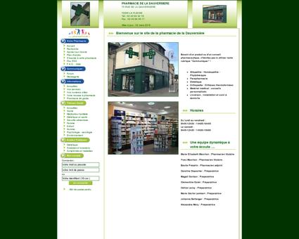 Pharmacie De La Dauversiere, 72200 La Fleche