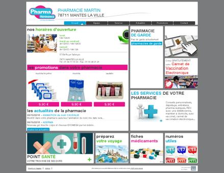pharmacie martin - Votre pharmacie Pharma...