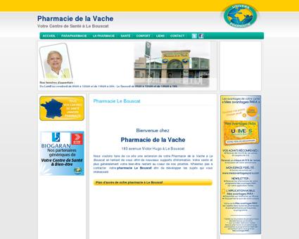 Pharmacie Le Bouscat - Pharmacie de la Vache