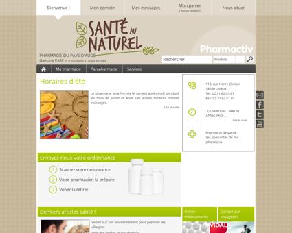 Pharmacie Du Pays D'auge, 14100 Lisieux -...