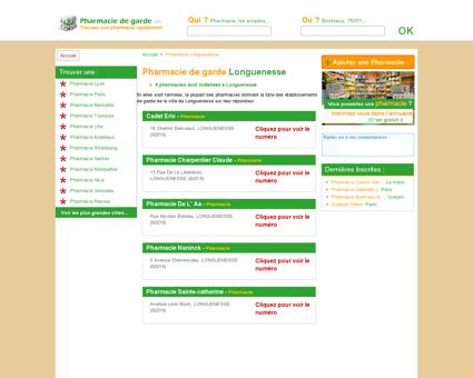 Pharmacie Longuenesse