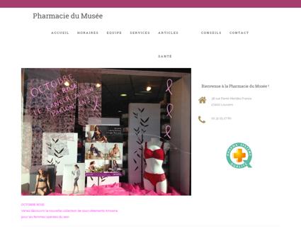 Pharmacie du Musée | Pharmacie du Musée