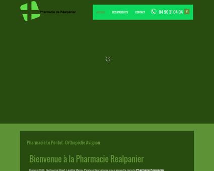 Pharmacie Le Pontet - Orthopédie Avignon