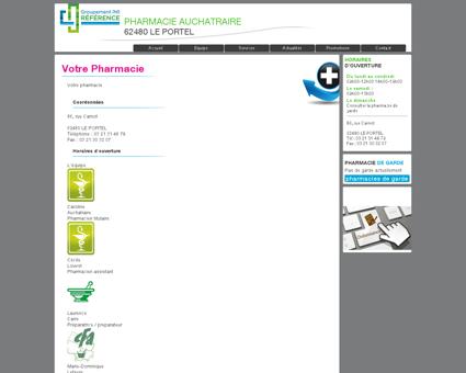 votre pharmacie | pharmacie auchatraire -...