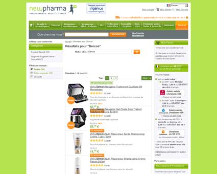 Pharmacie belge en ligne - Dercos en vente ici.