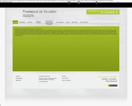 Orthopédie générale - Pharmacie de Villaroy à...