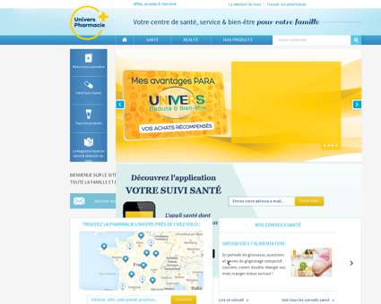 Univers Pharmacie - Groupement de...