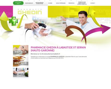 Orthopédie générale - Pharmacie Ghedin à...