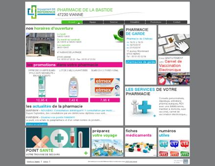 Pharmacie de la Bastide