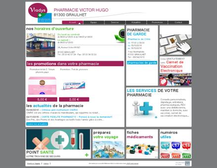 pharmacie victor hugo - Votre pharmacie...