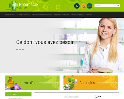 Pharmacie du Ried - Pharmacie du ried...