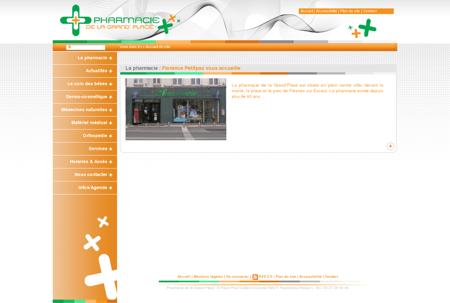 Pharmacie de la Grand Place à Fresnes-sur...