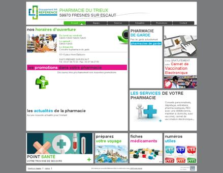 pharmacie du trieux - Votre pharmacie Pharma...
