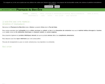 Orthopédie générale - Pharmacie du Bien-Être...