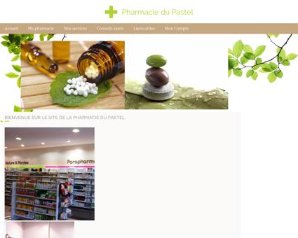 Pharmacie du Pastel - Accueil
