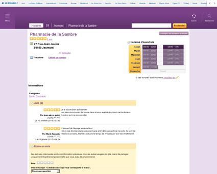 Pharmacie de la Sambre à Jeumont | Les...