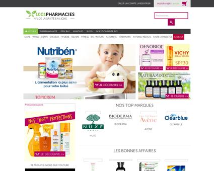 Parapharmacie en ligne | 1001pharmacies.com
