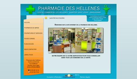 Pharmacie des Hellenes