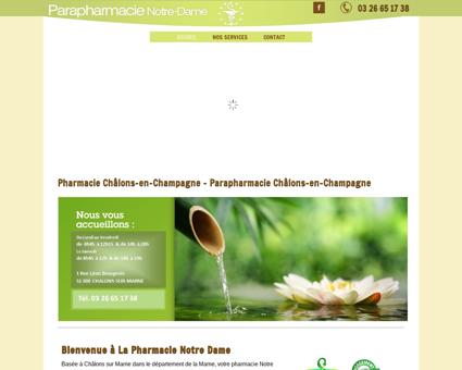 Pharmacie Châlons-en-Champagne -...