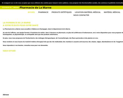 Produits diététiques naturels - Pharmacie de La...