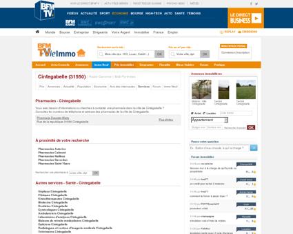 Annuaire des Pharmacies - Cintegabelle...