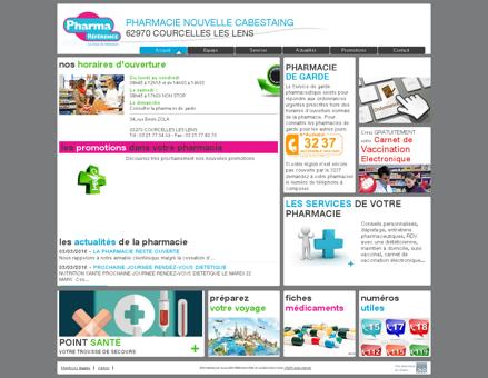 pharmacie nouvelle cabestaing - Votre...
