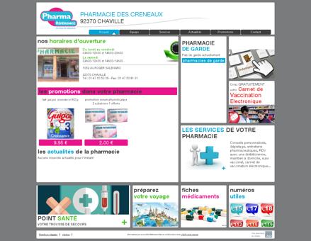pharmacie des creneaux - Votre pharmacie...