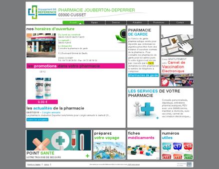 pharmacie jouberton-deperrier - Votre...