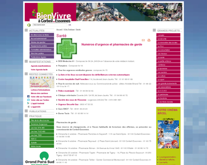 Corbeil-Essonnes, Ville de Corbeil-Essonnes -...